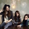 The Staves (l-r; Camilla, Emily & Jessica Staveley-Taylor)