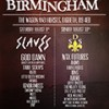 YR Welcome, Birmingham - full line up, poster - lr, tbmn