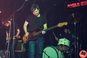 Cheatahs @ Hare & Hounds, 10th May '15 / By Paul Reynolds - www.onetwelveseventyfive.tumblr.com