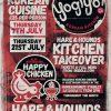 Yogiyo @ Hare & Hounds - July '16