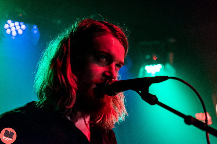John J Presley @ Hare & Hounds 14.09.16 / By Rob Hadley (Indie Images) © Birmingham Review