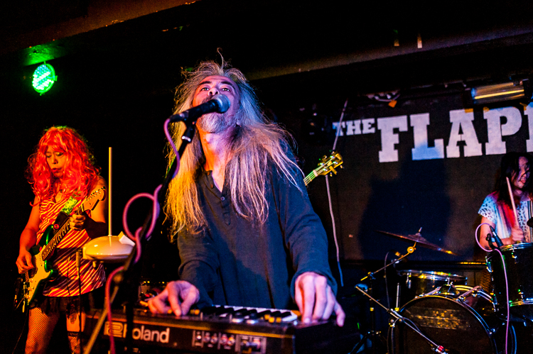 Acid Mothers Temple & the Melting Parasio UFO @ Flapper & Firkin 30.09.16 / By Rob Hadley © Birmingham Review