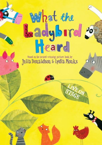 BPREVIEW: What the Ladybird Heard Live @ Town Hall – until 11.01.17