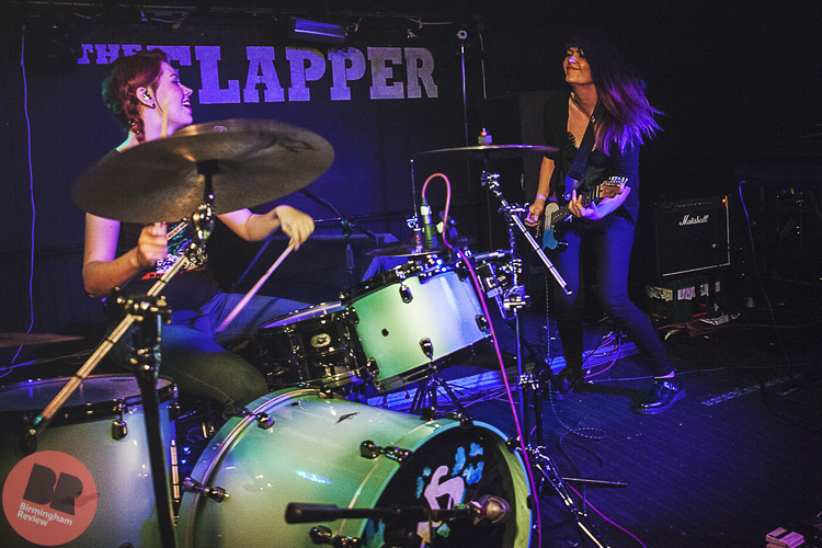 THE GALLERY: Rews @ The Flapper 15.02.17