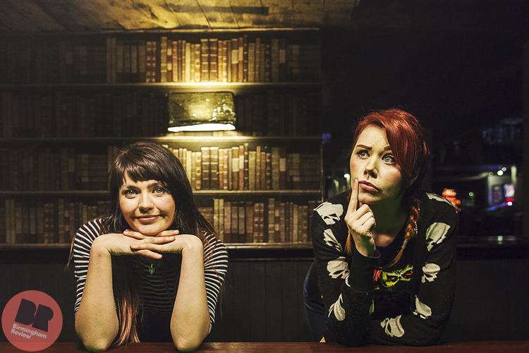 INTERVIEW: Rews  / Paul Reynolds © Birmingham Review