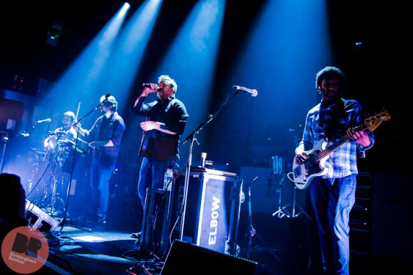 BREVIEW: Elbow @ O2 Academy 01.03.17 / Michelle Martin - Birmingham Review