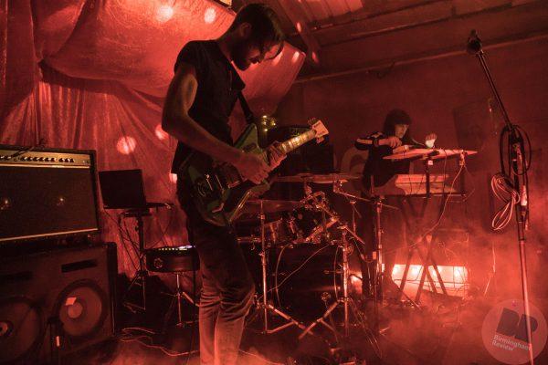 THE GALLERY: Harmless Untruths of... Hoopla Blue, Mutes, Grain Death, Matters @ Blotto Studio 04.03.17 / Aartish Ramchurn – Birmingham Review