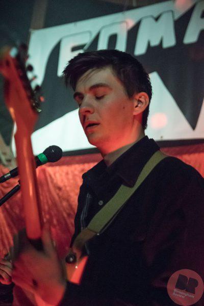 THE GALLERY: Harmless Untruths of... Hoopla Blue @ Blotto Studio 04.03.17 / Aatish Ramchurn – Birmingham Review