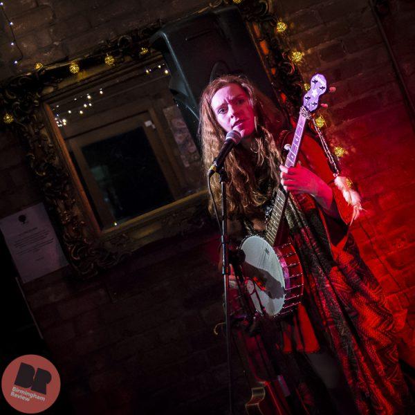 Worry Dolls @ Kitchen Garden Café 22.02.17 / Denise Wilson - Birmingham Review