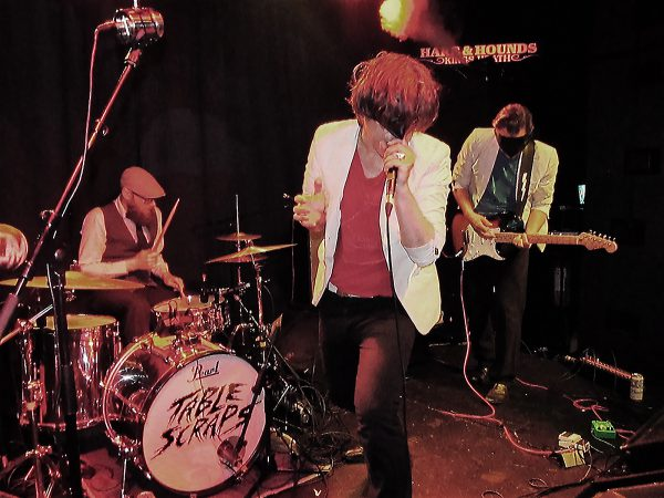BREVIEW: Table Scraps + Black Mekon @ Hare & Hounds 27.04.17 / James Thomas
