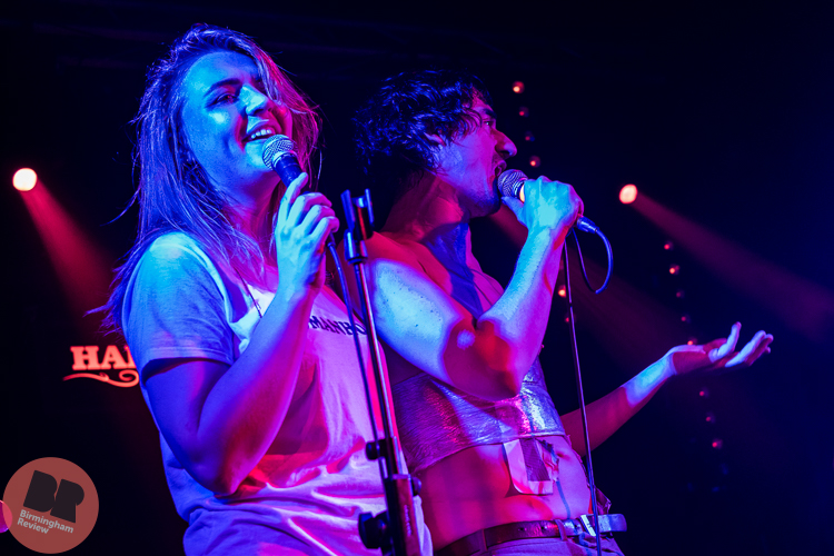 BREVIEW: Goat Girl – supporting The Moonlandingz @ Hare & Hounds 28.03.17 / Denise Wilson - Birmingham Review