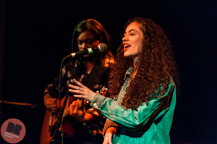 BREVIEW: Amy Louise Ellis – supporting Ed Geater @ Hare & Hounds 24.03.17 / Rob Hadley - Birmingham Review