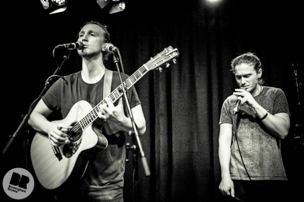 BREVIEW: Ed & Charlie Geater @ Hare & Hounds 24.03.17 / Rob Hadley - Birmingham Review