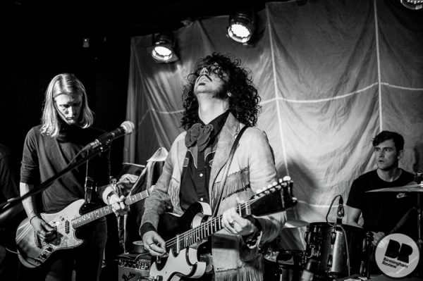The Hungry Ghosts @ Counteract's 7th Birthday 22.04.17 / Rob Hadley - Birmingham Review