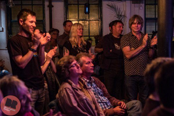 BREVIEW: Miranda Lee Richards @ Ort Café 28.06.17 / Denise Wilson - Birmingham Review