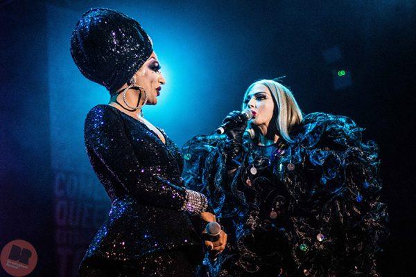 Bianca Del Rio & Alyssa Edwards - Queens of Comedy Extravaganza @ O2 Academy 05.09.17 / Eleanor Sutcliffe - Birmingham Review