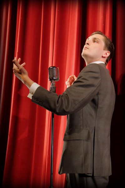 Cult Figure: Kenneth Williams @ The Old Joint Stock Theatre 26.09.17