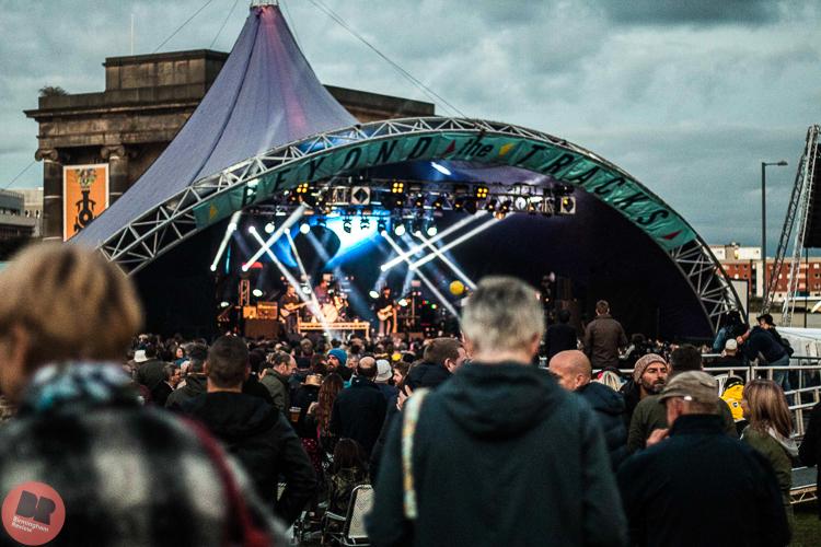 Beyond The Tracks @ Eastside Park 16.09.17 / Eleanor Sutcliffe - Birmingham Review