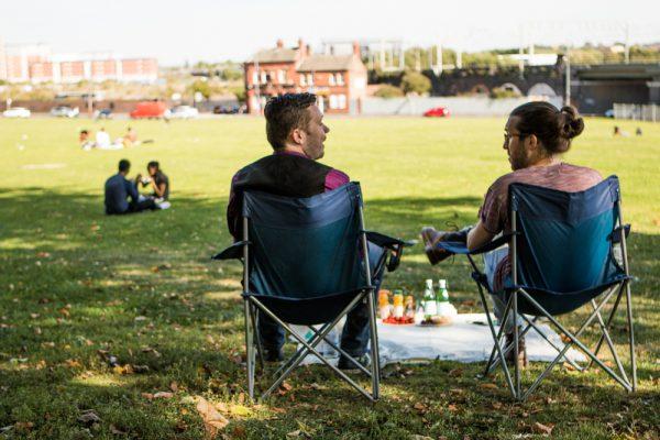 John Fell - Beyond the Tracks @ Eastside Park 15-17.09.17 / Eleanor Sutcliffe - Birmingham Review