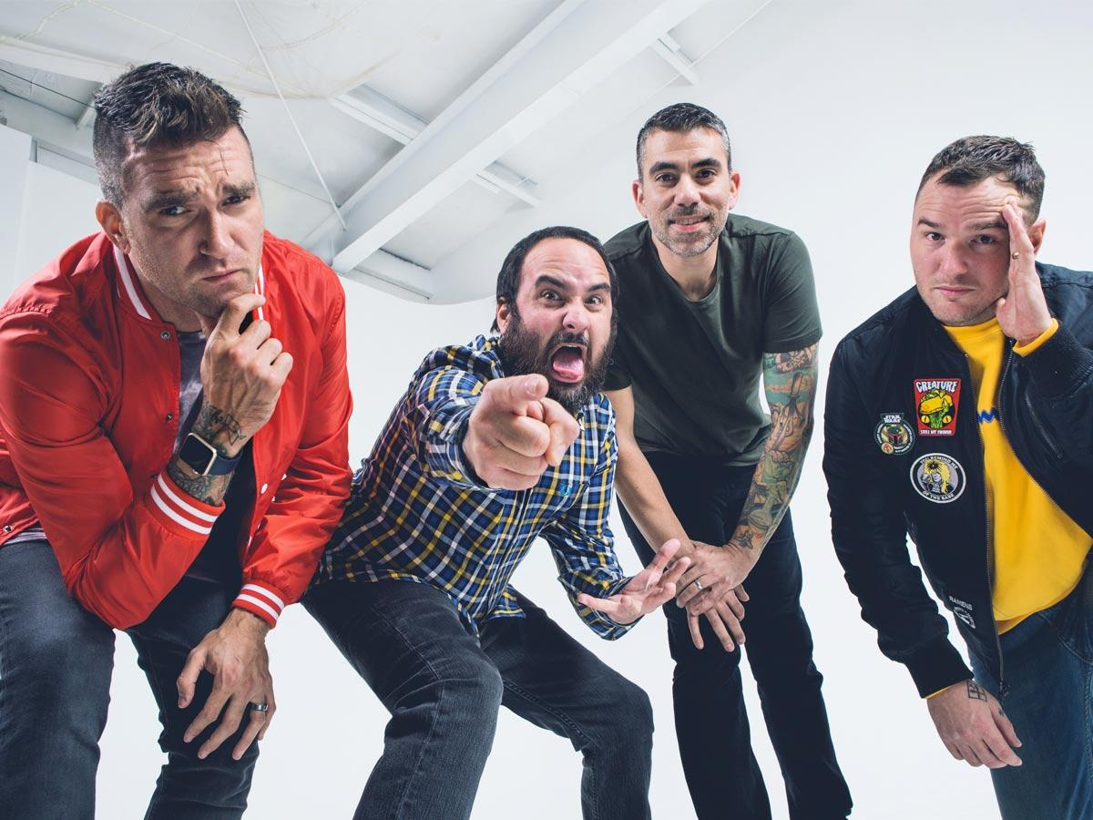 New Found Glory @ O2 Academy 30.09.17