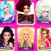 Queens of Extravaganza - bill poster