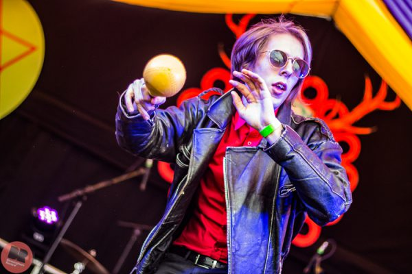 The Americas - Beyond The Tracks @ Eastside Park 16.09.17 / Eleanor Sutcliffe - Birmingham Review