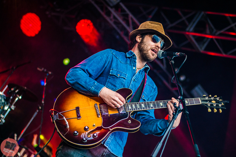 The Coral - Beyond The Tracks @ Eastside Park 16.09.17 / Eleanor Sutcliffe - Birmingham Review