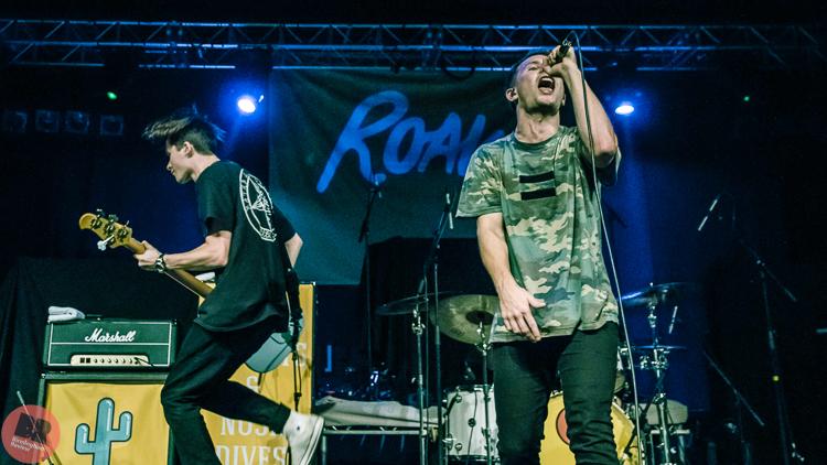ROAM - supporting New Found Glory @ O2 Academy 30.09.17 / Aatish Ramchurn - Birmingham Review