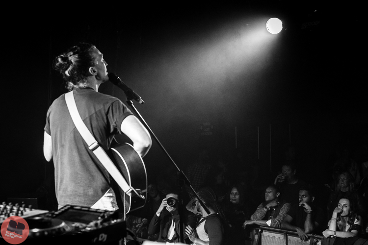 Ed Geater – supporting Kioko @ O2 Academy 26.10.17 / Rob Hadley – Birmingham Review