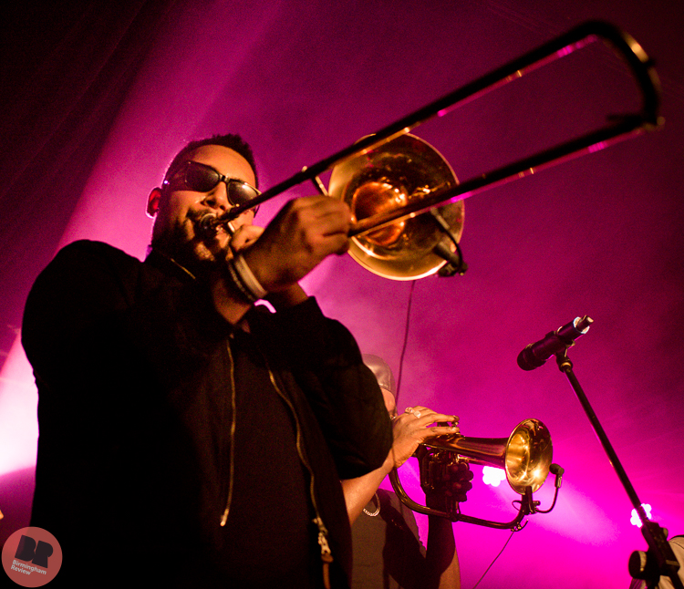 Kioko @ O2 Academy 26.10.17 / Rob Hadley – Birmingham Review
