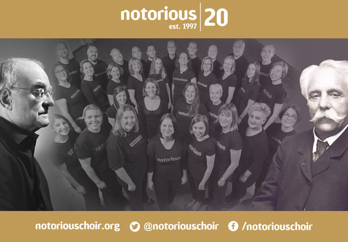 BPREVIEW: Notorious - 20th Anniversary Finale @ Symphony Hall 25.11.17