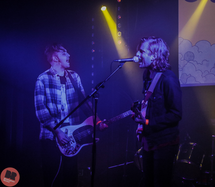 Terror Watts @ All Year Leaving 21.10.17 / Cameron Goodyer – Birmingham Review