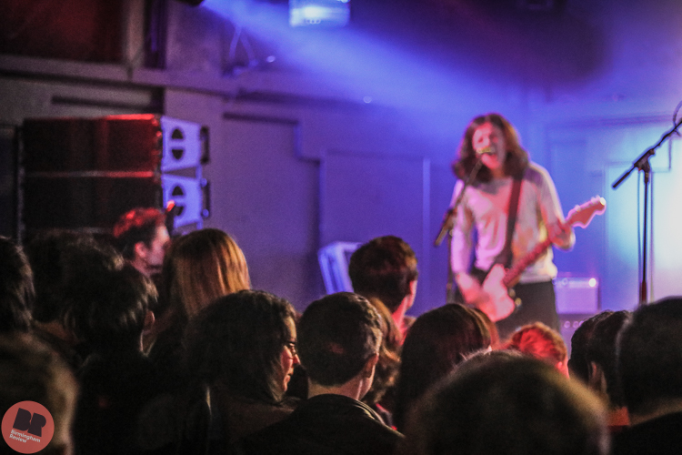 The Wytches @ All Year Leaving 21.10.17 / Cameron Goodyer – Birmingham Review