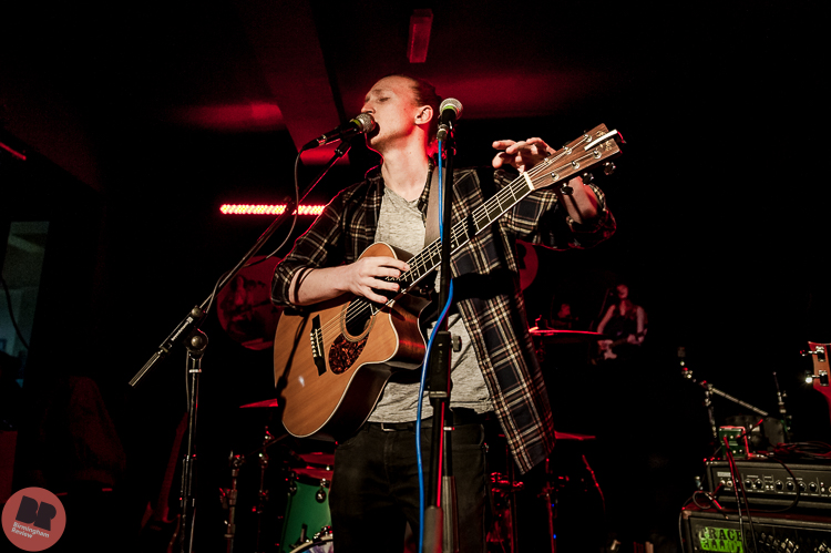 Ed Geater at the Birmingham Review Winter Showcase @ Actress & Bishop 25.11.17 / Rob Hadley – Birmingham Review