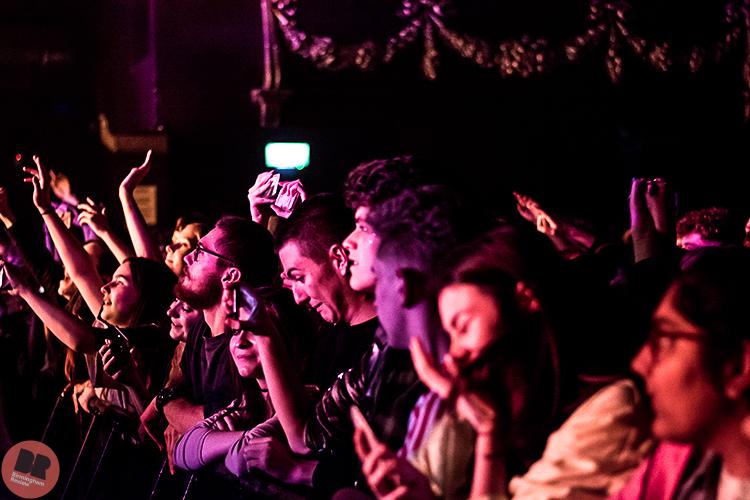 Jaws @ O2 Institute 01.12.17 / Phil Drury – Birmingham Review
