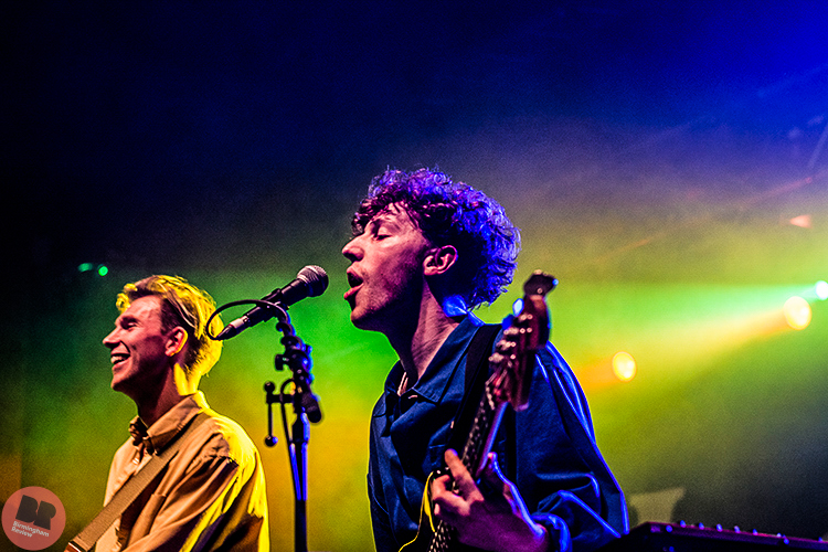 Marsicians – supporting Jaws @ O2 Institute 01.12.17 / Phil Drury – Birmingham Review