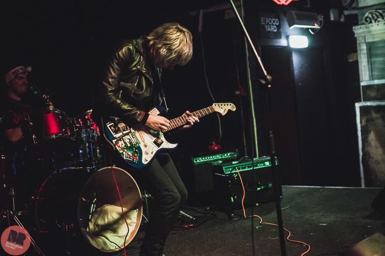 Quinn – supporting The Sunset Beach Hut @ Mama Roux's 21.12.17 / Aatish Ramchurn – Birmingham Review