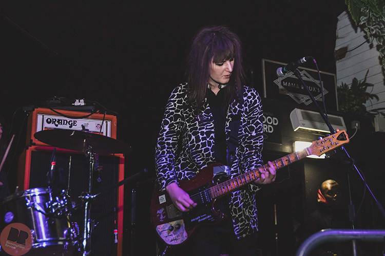 Ming City Rockers – supporting The Bronx @ Mama Roux's 17.01.18 / Aatish Ramchurn – Birmingham Review