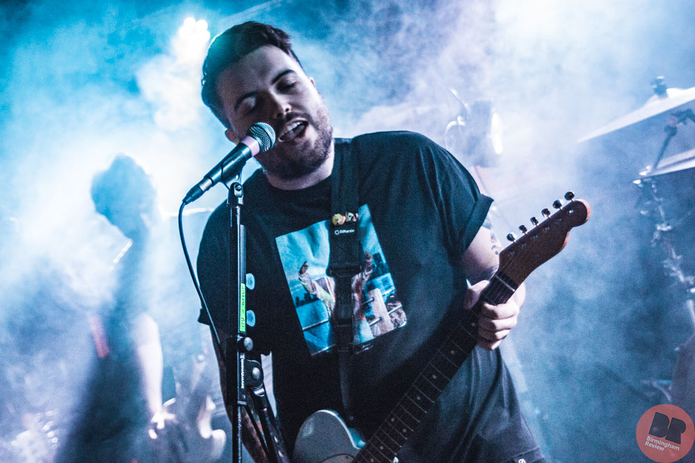 Better Days – supporting The Bottom Line @ The Asylum (2) 24.01.18 / Eleanor Sutcliffe – Birmingham Review
