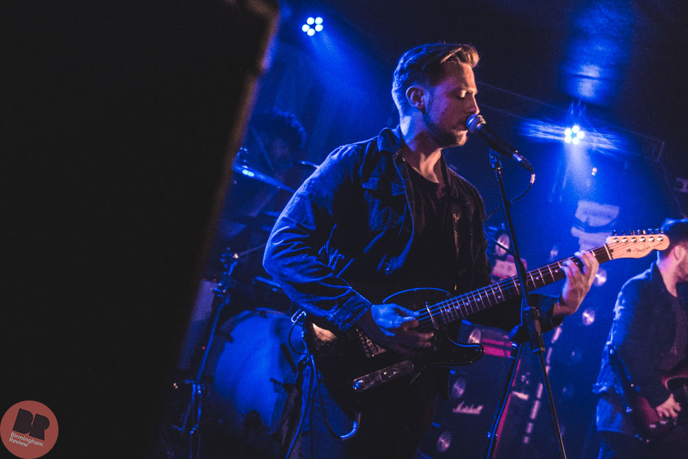 Lacey – supporting The Bottom Line @ The Asylum (2) 24.01.18 / Eleanor Sutcliffe – Birmingham Review