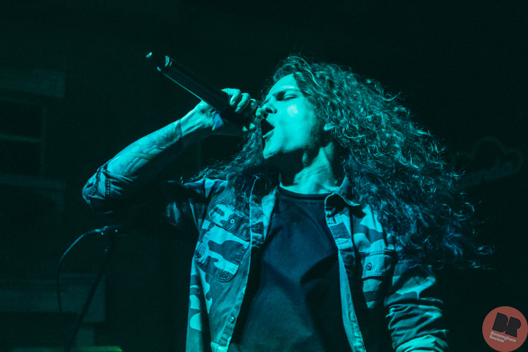 Miss May I @ Mama Roux's 24.01.18 / Aatish Ramchurn – Birmingham Review