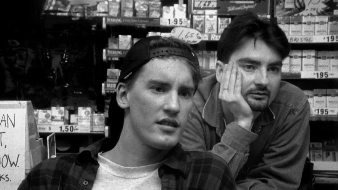 Clerks & Shooting Clerks (with Q&A) @ The Mockingbird Cinema & Kitchen 19.01.18