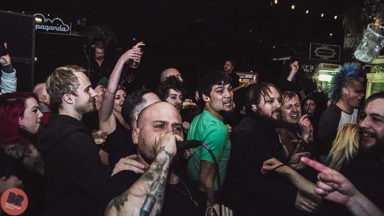 The Bronx @ Mama Roux's 17.01.18 / Aatish Ramchurn – Birmingham Review