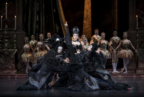 Nao Sakuma as Carabosse with Artists of Birmingham Royal Ballet / Bill Cooper