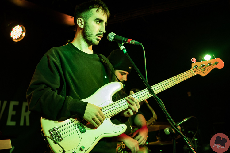 Lucy Lu – supporting Puma Blue @ The Sunflower Lounge 24.02.18 / Denise Wilson – Birmingham Review