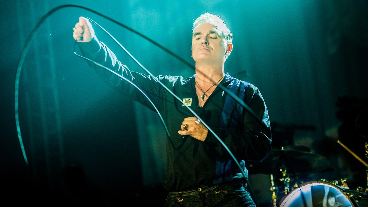 Morrissey @ Genting Arena 27.02.18