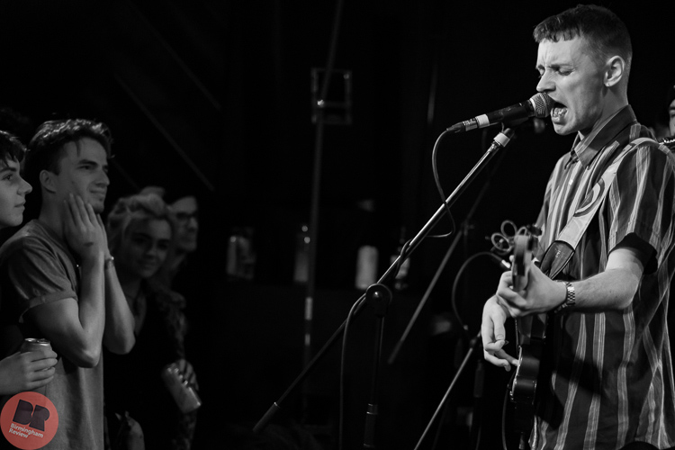 Puma Blue @ The Sunflower Lounge 24.02.18 / Denise Wilson – Birmingham Review