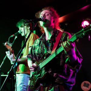 Sam Hollis – supporting Puma Blue @ The Sunflower Lounge 24.02.18 / Denise Wilson – Birmingham Review