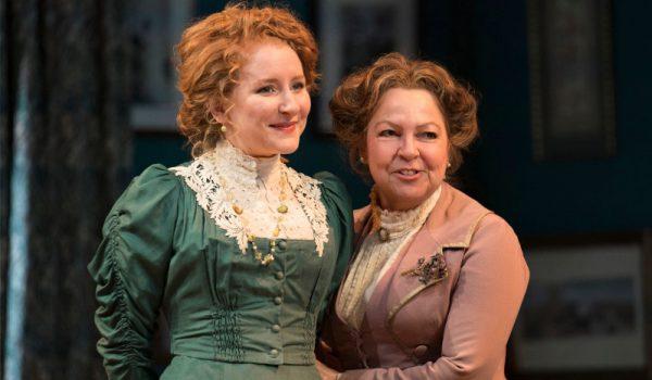 (L-R) Dorothea Myer-Bennett as Catherine Winslow, Tessa Peake-Jones as Grace Winsow / Alastair Muir