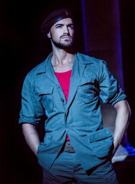 Gian Marco Schiaretti as 'Che' / Pamela Raith Photography